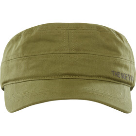 The North Face Logo Military Hat iguana green